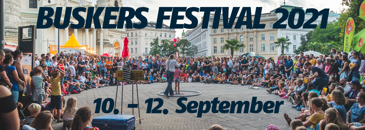Buskers Festival Vienna 2019